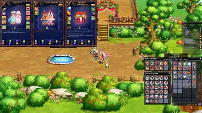 NosTale - Game phong cách anime cổ điển đã lên Steam MIỄN PHÍ