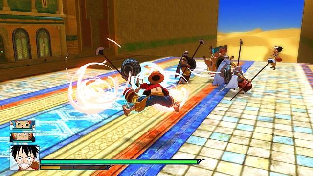 One Piece: Unlimited World Red - siêu phẩm đình đám một thời đang rục rịch hồi sinh