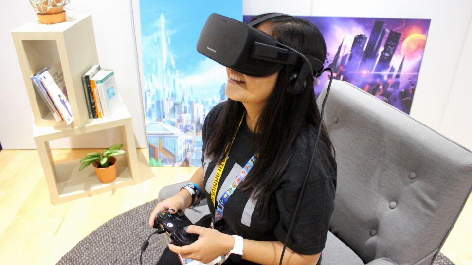 Trải nghiệm chơi game trên kính thực tế ảo với giá 600USD