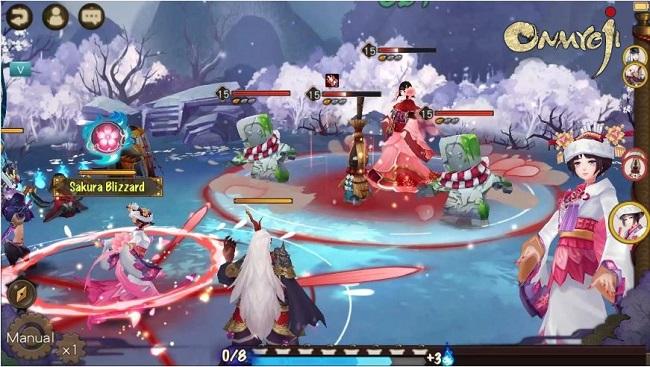 Onmyoji - siêu phẩm RPG chiến thuật Nhật Bản chuẩn bị ra mắt toàn cầu
