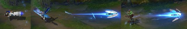 LMHT - Cập nhật PBE 3/5: Nâng cấp trang phục Ezreal tối thượng, Chỉnh sửa bộ kĩ năng Rammus