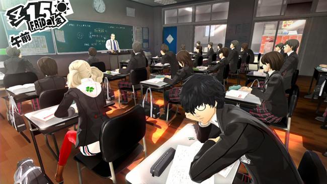 Hàng loạt thông tin hấp dẫn về Persona 5 vừa được công bố