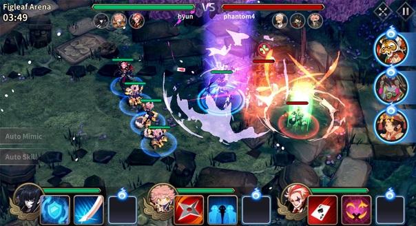 Phantom Chaser - siêu phẩm RPG mobile hỗ trợ tiếng Việt đã cho đăng kí trước