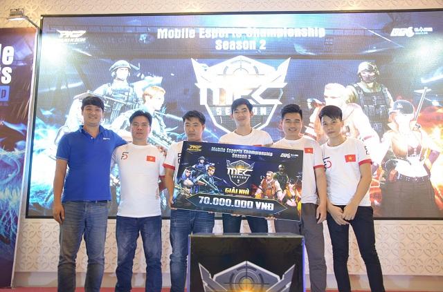 Đội tuyển Hà Nội lần thứ 2 vô địch giải Quốc gia Phục Kích, ẵm 100 triệu đồng tiền thưởng
