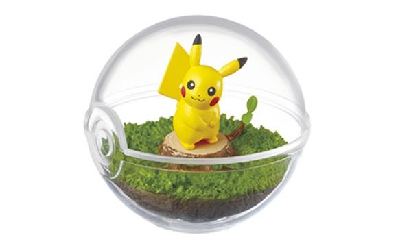 Khi Pokemon được đưa vào nghệ thuật Terrariums