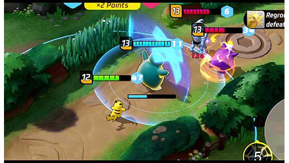 Game moba Pokemon Unite cho đăng ký trước, chuẩn bị thử nghiệm