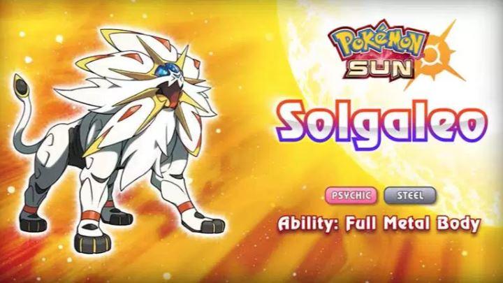 Vị trí bí mật để có thể bắt được Pokemon huyền thoại trong Pokemon Sun & Moon