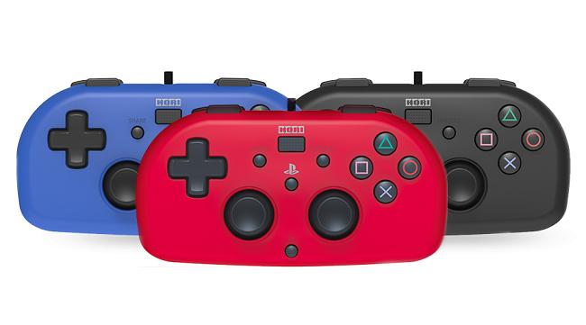 PS4 sẽ có thêm 3 kiểu gamepad vào tháng tới