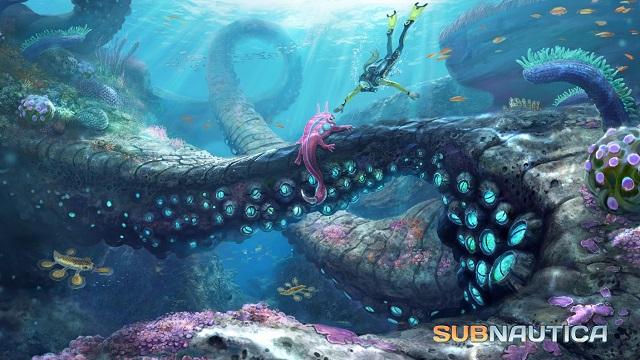 Subnautica: Bom tấn thám hiểm đại dương  đang miễn phí trên Epic Games Store