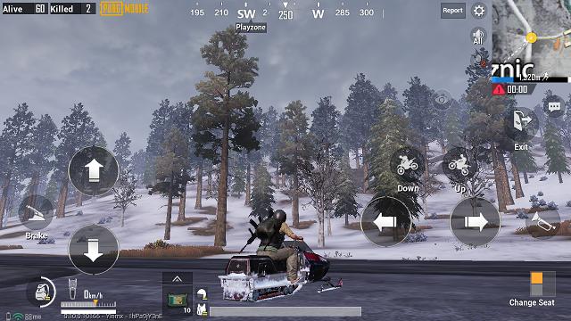 PUBG Mobile: Hướng dẫn tải và trải nghiệm trước Map tuyết Vikendi