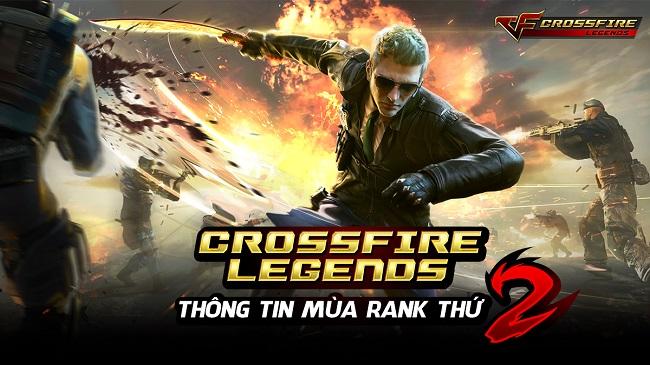 Crossfire Legends – Leo rank khó gấp bội với cơ chế tính điểm mới