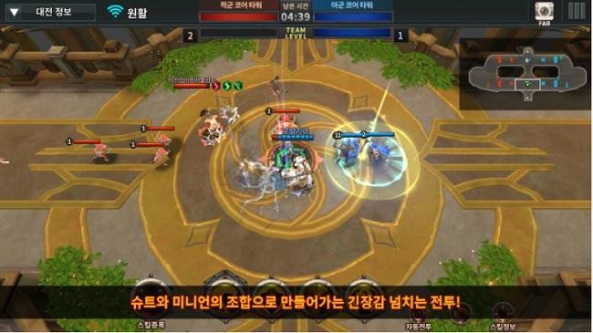 Royal League - siêu phẩm Moba Hàn Quốc bản quốc tế vừa cập bến di động