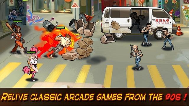 Brutal Street 2 – tân binh nhập vai chiến thuật thú vị trên mobile