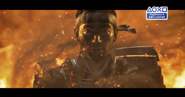 Ghost of Tsushima: tựa game samurai chặc chém hé lộ trailer cực đỉnh