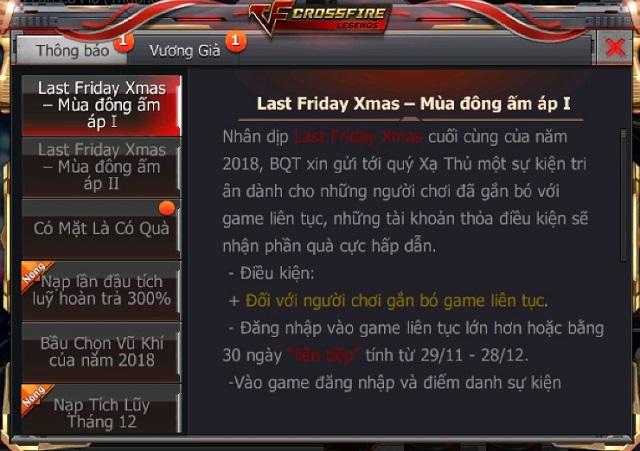 CrossFire Legends: Đón chào sự trở lại của game thủ cũ cùng vô vàn GEM và sự kiện nạp 1 được 2