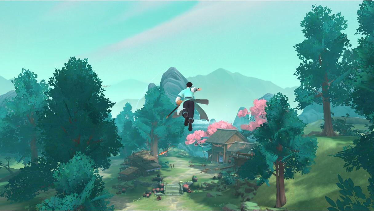 Bản gốc game Tân Tiếu Ngạo VNG Trung Quốc Screenshot_25_pp_668