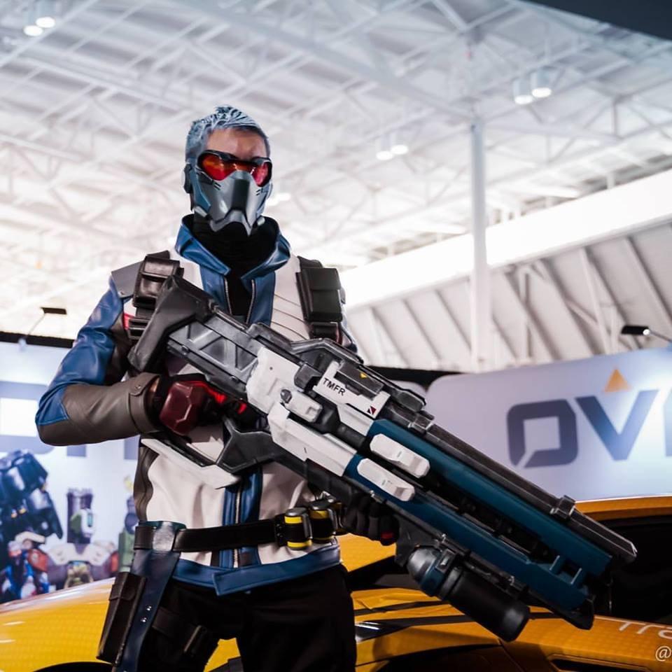 50 sắc thái Cosplay Overwatch