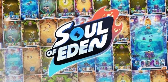 Soul of Eden - game mobile thẻ bài từ Đài Loan với lối chơi cực độc đáo