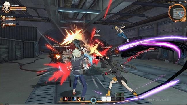 Bom tấn Soul Worker sẽ ra mắt phiên bản Tiếng Anh ngay tháng 3 sắp tới