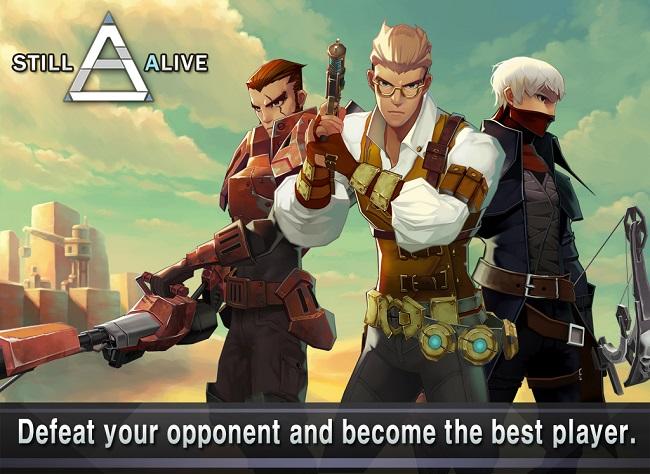 Still Alive - game RPG thể loại bắn súng đầy thử thách và hấp dẫn