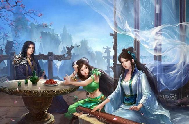 Những bộ tiên hiệp được chuyển thể thành game khiến game thủ mê mệt