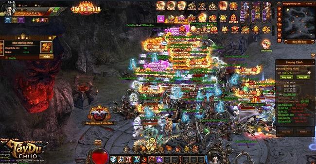 05 hoạt động khiến game thủ Tây Du Chi Lộ không thể bỏ qua