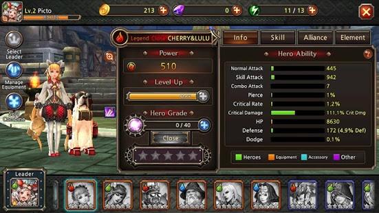 Team Guardian - Siêu phẩm MMORPG đã ra mắt trên di động, hỗ trợ tiếng Việt