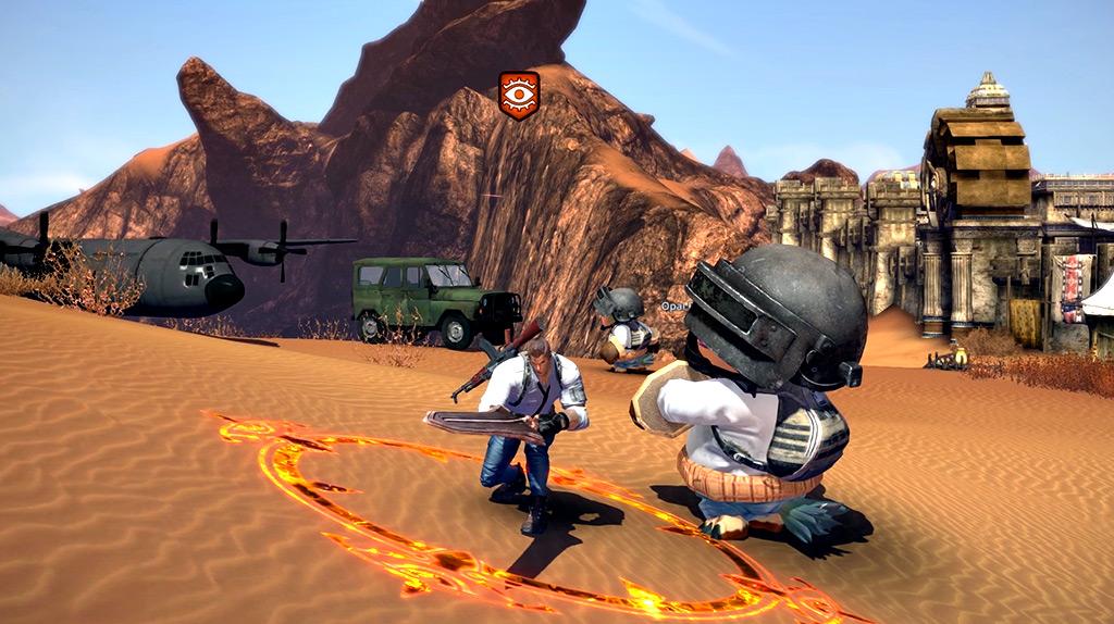 Phiên bản game nhập vai của PUBG ra mắt vào tháng sau