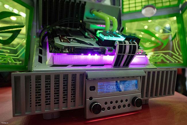 Chiêm ngưỡng những thùng PC độ cực chất tại Computex 2017