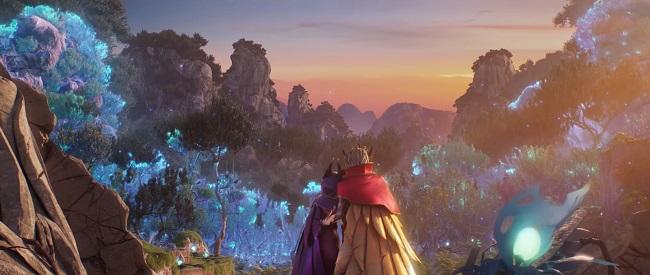 Xayah và Rakan đối đầu với Zed trong trailer cinematic tuyệt đỉnh