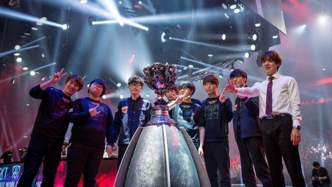 SK Telecom  - đội tuyển Esport đang tuột dốc không phanh