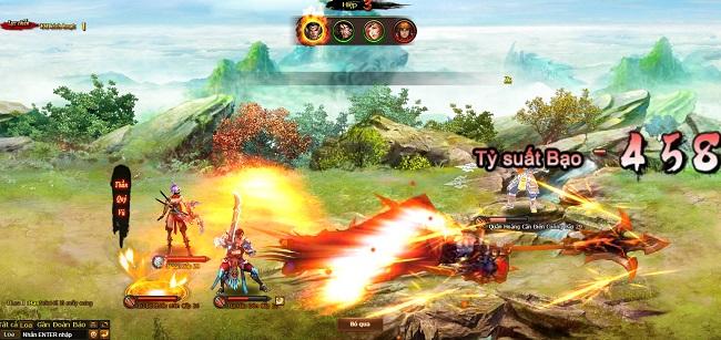 Vô Song Chiến Ký khởi dậy niềm đam mê dòng game nhập vai chiến thuật