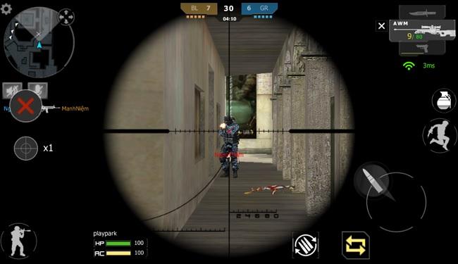 Bí quyết để thành thạo Sniper trong Crossfire Legends