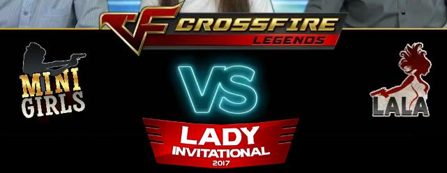 Đừng bỏ lỡ CK CFL Lady Invitational – Game bắn súng đâu chỉ dành cho đàn ông