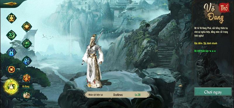Võ Lâm Truyền Kỳ 1 Mobile phiên bản game di động được phát triển dựa trên bản gốc VLTK VLTK1Mobile-2_pp_810