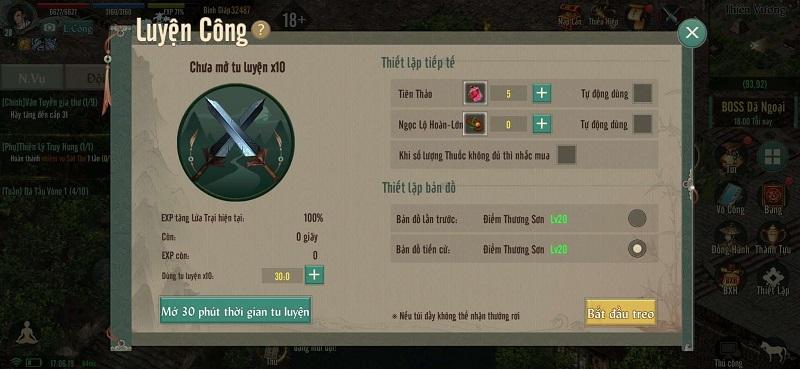 Võ Lâm Truyền Kỳ 1 Mobile phiên bản game di động được phát triển dựa trên bản gốc VLTK VLTK1Mobile-9_pp_323