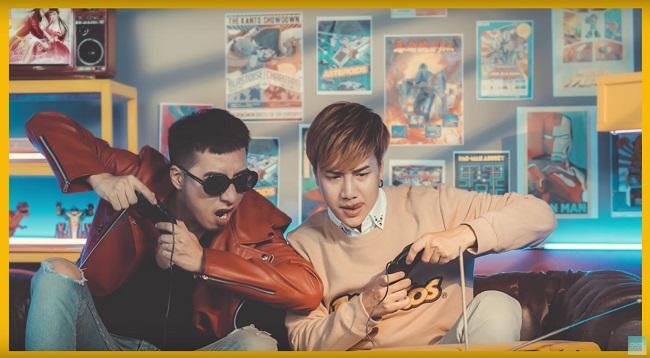 Only C và Lou Hoàng tung hit mới, kết hợp cùng Võ Lâm Truyền Kỳ Mobile