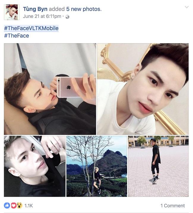 """Lộ diện """"gương mặt ngàn like"""" của Võ Lâm Truyền Kỳ Mobile"""