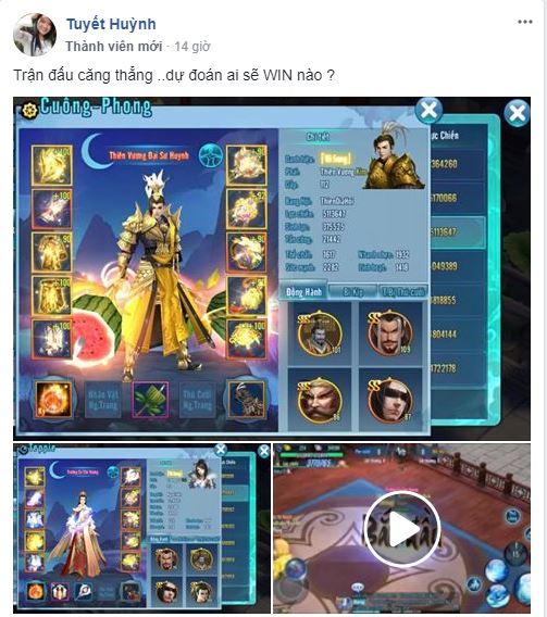VLTK Mobile: Lộ diện ngôi vị Võ Lâm Chí Tôn đầu tiên