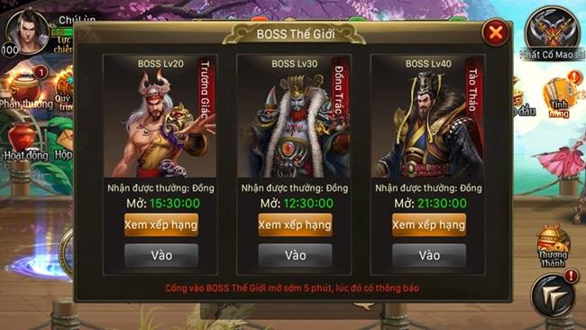 Vô Song Nhẫn: Game di động màn hình ngang đã cập bến Việt Nam