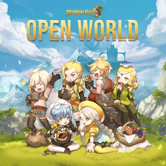 World of Dragon Nest công bố ngày phát hành ở Đông Nam Á