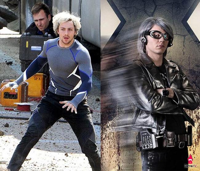 """Những điều bạn chưa biết về Quicksilver – Siêu anh hùng """"nhắng"""" nhất của X-Men"""