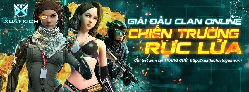 Game thủ Xuất Kích phô diễn kĩ năng siêu hạng ngay từ vòng bảng giải đấu Clan Online