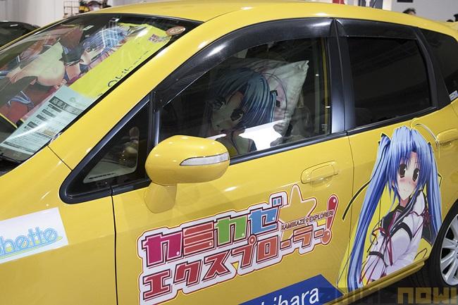 Chiêm ngưỡng dàn xe độ phong cách anime siêu đẹp tại lễ hội Tokyo's Character1