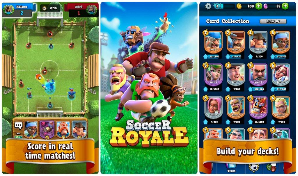 Top 5 tựa game mobile thú vị vừa ra mắt tuần qua