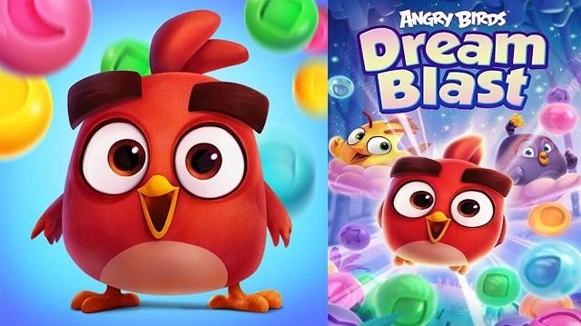 Angry Birds Dream Blast - Chim điên thế hệ mới nhất sắp ra mắt