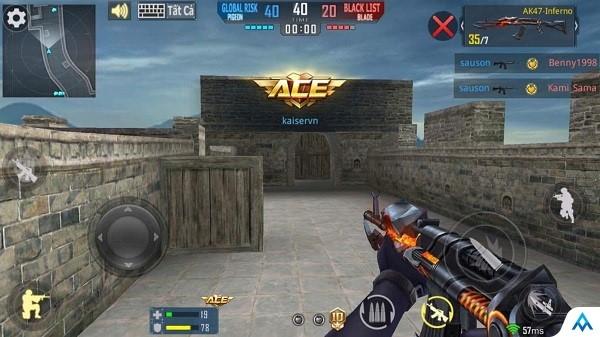 AK47 – Lựa chọn hàng đầu cho các tanker/attacker trong thi đấu chuyên nghiệp