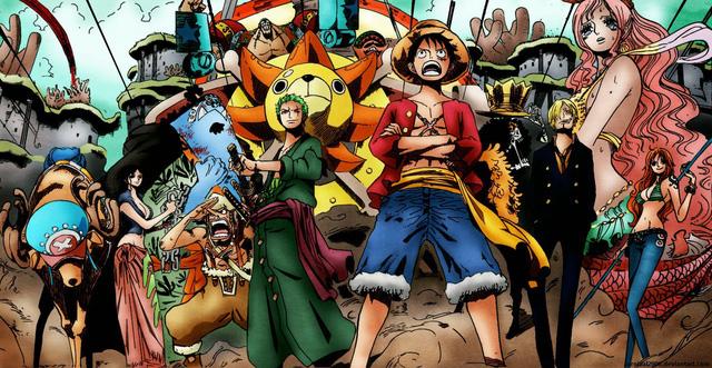 One Piece sẽ có bản movie mới vào năm sau