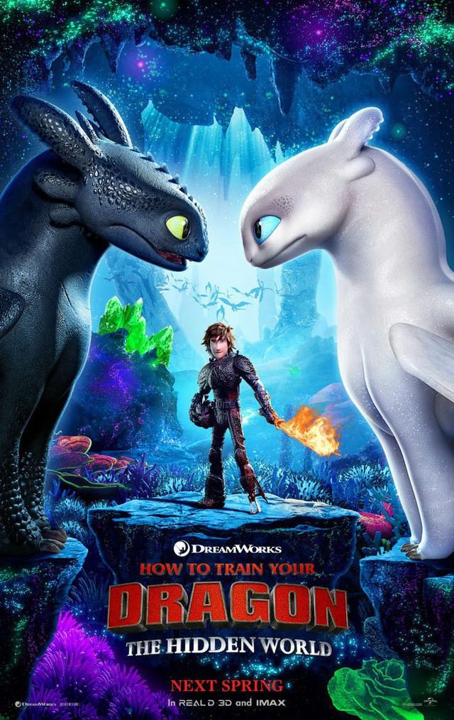 How to Train Your Dragon 3 tiếp tục phá đảo Rotten Tomatoes với điểm tuyệt đối 100%