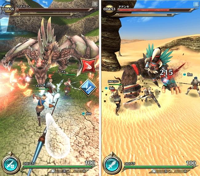 Chơi thử Dragon Project: Săn Rồng mobile - Game nhập vai xứ Nhật trong ngày đầu ra mắt
